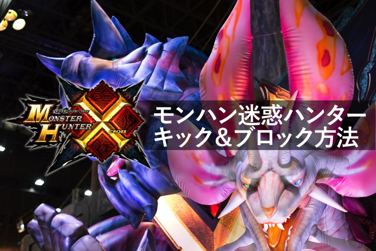 1218 monsterhunter X6
