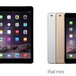iPad Air 2とiPad mini 3の各社予約方法と受取方法まとめ