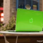 最薄・最軽量のMacBookカバー「MacWraps」が超オススメ! #hayawaza